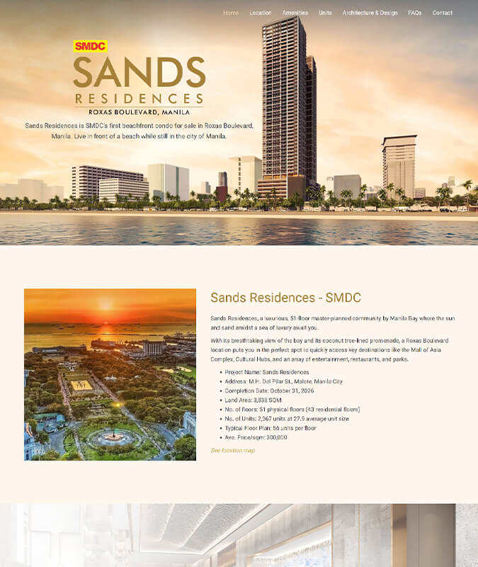 sands-port